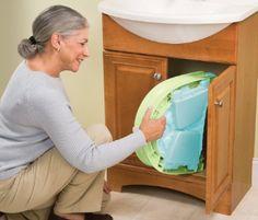 6: Summer Infant fold Away Baby bath