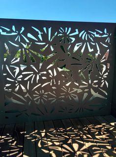 Bespoke Laser cut Screens, Privacy Screens, Home