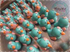 Doce de ninho , candy, passarinhos e coruja  Visite minha pagina: monike doces artesanais