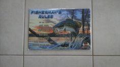 Tinsign fisherman rules
