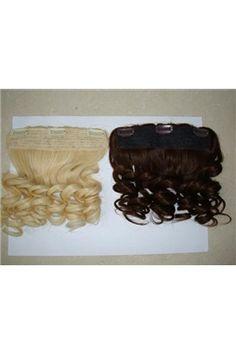 22インチ最高品質の100%人毛80グラム1個程度のRemyの毛の中で最高品質の超セクシーカスタムクリップ