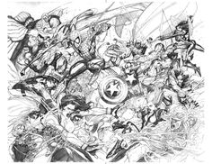 For inkers. sample pencils by leinilyu on DeviantArt