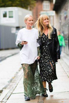 cool See the Best Street Style From Copenhagen Fashion Week...