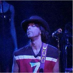 He is in his zone.. Prince !!!