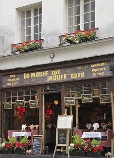 Cafe Cosy Paris Quartier Latin
