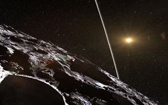 Surprise! Asteroid Hosts A Two-Ring Circus Above Its Surface