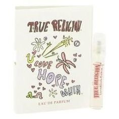 True Religion Love Hope Denim Vial (sample) By True Religion