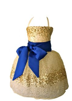 Think Lydia needs this... except not with a blue sash, obviously ;) @Amanda Haycraft