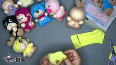 Candy socks doll Tutorial