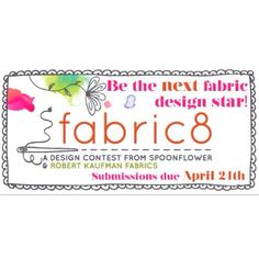 Win a contract with my company, Robert Kaufman, to design a fabric collection of your own!