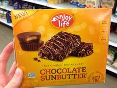 Heck yeah! Egg-free, peanut-free, tree nut-free snacks sunbutter bars!