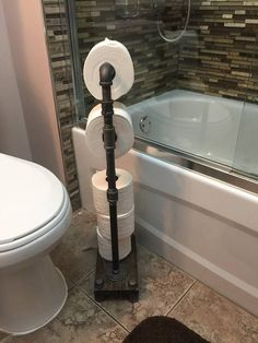 10 Off Industrial Toilet Paper Holder Free Standing