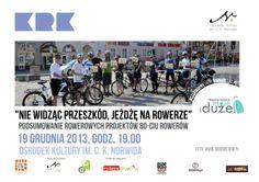 Grudzień 2013 na rowerach po Europie z 80-cioma Rowerami.