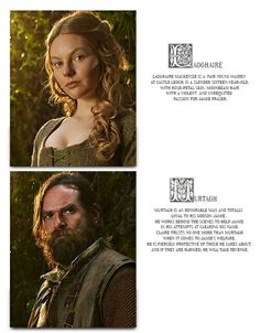 Laoghaire and Murtagh