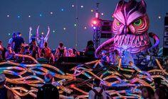 Electric Daisy Carnival - Phouse - O maior canal de música eletrônica do Brasil