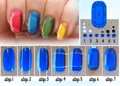 FL | Gemstone / Rupee Nail Art Tutorial