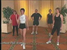 T-Tapp Basic+: The entire video. Please buy the dvds and support Teresa and her work! Fitness Diet, Fitness Motivation, Health Fitness, Resistance Band Exercises, Senior Fitness, Flexibility Workout, Healthy Aging, Health Diet, Get In Shape