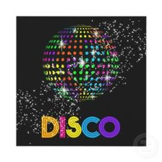 Shop DISCO Party - SRF Invitation created by sharonrhea. Disco Theme Parties, Disco Birthday Party, 70s Party, Party Time, Birthday Parties, 60th Birthday, Kids Disco Party, Dance Parties, Soccer Party