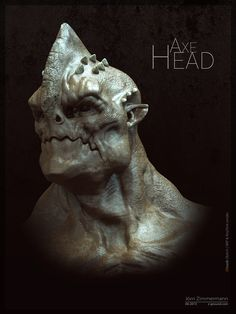 Axe Head by Nero-tbs.deviantart.com on @DeviantArt