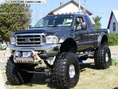 Ford F550 4x4