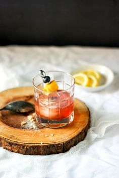 Gin Old Fashioned Co