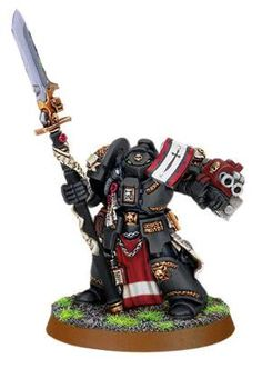 Grey Knights, Space Marines - dark grey knight - Gallery - DakkaDakka | Play like you've got a pair of Dakkas.