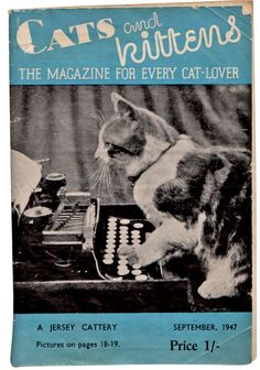 Cat and Kittens: The Magazine for Every Cat-Lover