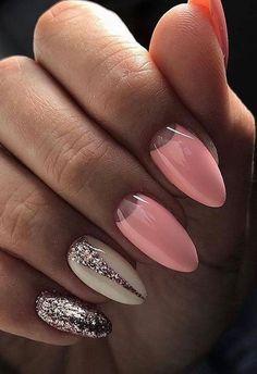 Śliczny manicure