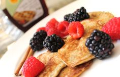 This easy, healthy pancake recipe will knock your socks off!