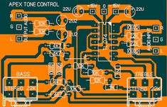 Electronics Projects, Electronics Gadgets, Layout Pcb, Electronic Schematics, Electronic Circuit, Circuit Board Design, Sony Led, Diy Amplifier, Hifi Stereo