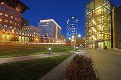 Denver Art Museum / Golden Triangle / Denver Urban View. http://denvervibe.com/denver-art-museum-golden-triangle-denver-urban-view/ #denvervibe #liveurbandenver
