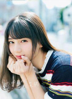 小坂さん Beautiful Japanese Girl, Japanese Beauty, Beautiful Asian Women, Asian Beauty, School Girl Japan, Japan Girl, Cute Asian Girls, Cute Girls, Prity Girl