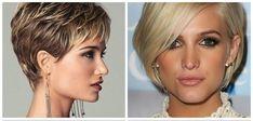 Latest Hairstyles 2018 Short Hair Hairstyles … - Best New Hair Styles Haircuts For Medium Hair, New Short Hairstyles, Girls Short Haircuts, Modern Hairstyles, Medium Hair Cuts, Different Hairstyles, Hairstyles Haircuts, Short Hair Cuts, Medium Hair Styles
