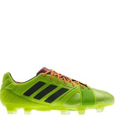 sports shoes d804f 2eaff adidas nitrocharge 1.0 TRX FG - Samba Pack - Solar Slime Black Solar Zest  Soccer Cleats - model F32770 - Only  179.99