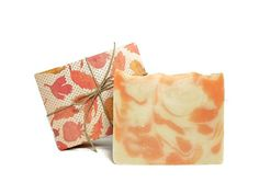 Apricot Soap Handmade Soap Cold Process Vegan by SimpleHomeAccents