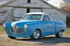Nice job! - '51 Studebaker 327 V8 pickup conversion | eBay 201056704961