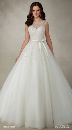 Ronald Joyce 2016 Wedding Dress