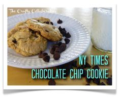 We Tried It Ny Times Chocolate Chip Cookie Yum Best Chocolate Cookie I
