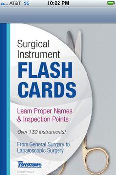 Surgical Instrument App
