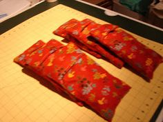 * Sew we Stitch: Comfort and Joy with Selina....and her Rice Bag Tutorial ( some may have a headache lol)