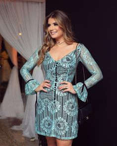 Swans Style is the top online fashion store for women. Shop sexy club dresses, jeans, shoes, bodysuits, skirts and more. Club Dresses, Girls Dresses, Hijab Fashion, Fashion Dresses, Dress Skirt, Lace Dress, Glitter Dress, Online Fashion Stores, Pencil Dress