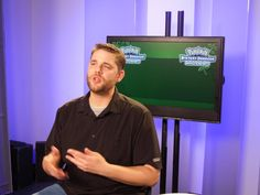 Nintendo's Seth McMahill's- Internet Media Tour at DS Simon Media