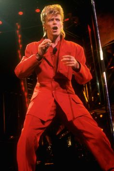 A Look Back at David Bowie Wearing Whatever the Hell He Wanted