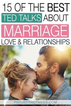 These are the best TED Talks about love, relationships and marriage and have you covered for all the marriage advice and relationship tips you could possibly need. Click through to watch now and save to come back to them later too. Talk About Marriage, Marriage Tips, Happy Marriage, Love And Marriage, Marriage Retreats, Successful Relationships, Marriage Prayer, Marriage Relationship, Relationship Fights