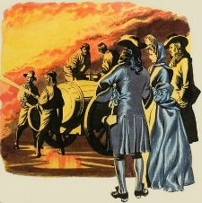 wk 13 scroll down for the poem The Great Fire of London - a fun poem for kids