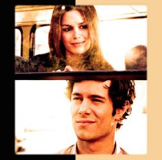 Seth and Summer from THE OC! I miss this show!