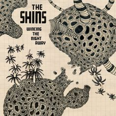 The Shins - Wincing The Night Away on Vinyl LP + Download