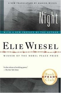 Night by Elie Wiesel is a must read. This book shows the true horror of the holocaust from an insiders point of view.