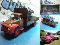 camión/truck   Bedford TJ65   Grã-Bretanha-1965   Ixo/Altaya 1:43