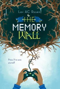 The memory wall by Lev AC Rosen.  There's a fine line between real life and video games in this engrossing novel that's part Kathryn Erskine's Mockingbird, part Patrick Ness's A Monster Calls. Severkin is an elf who slinks through the shadows of Wellhall's spiraling stone towers, plundering ancient ruins and slaying mystical monstrosities with ease. He's also a character in a video game--a character that twelve-year-old Nick Reeves plays when he needs a break from the real world.